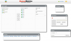 Queuemetrics Agent Interface