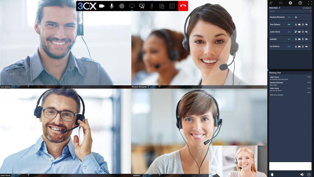 Web Conferencing Application